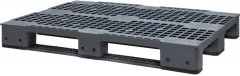 Поддон пластиковый перфорированный Sembol SPK8012015A 120x80x15 см Серый (62505050-P00146)