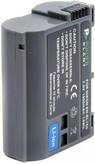 Аккумулятор PowerPlant Nikon EN-EL15b 1900 mAh (CB970315)