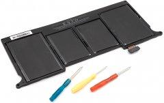 """Аккумулятор PowerPlant для ноутбуков APPLE MacBook Air 11"""" (A1406, A1370) 7.3 V 38 Wh (NB420209)"""