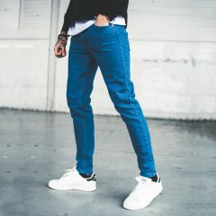 Джинсові брюки чоловічі BeZet Fit Sky 19 XL
