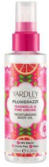 Масло-спрей для тела Yardley Flowerazzi Magnolia & Pink Orchid Moisturising Body Oil 125 мл (5056179300682)