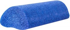 Массажный ролик USA Style LEXFIT валик половинчатый 30х15х9 см Синий (LKEM-3020)