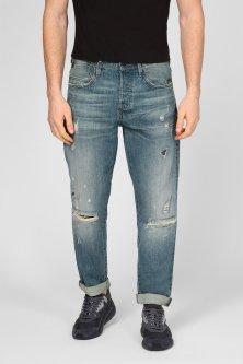 Чоловічі сині джинси Alum Relaxed Tapered Originals 2 G-Star RAW 31-32 D17797,B988