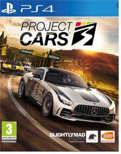 Игра Project Cars 3 для PS4 (Blu-ray диск, Russian version)