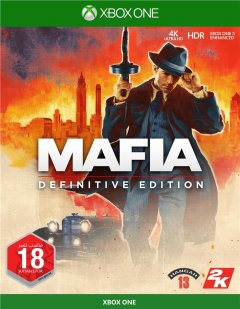 Игра Mafia Definitive Edition для XBOX One (Blu-ray диск, Russian version)