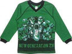 Пуловер Z16 3ІН108-1 (2-54) 104 см Зелений (3101081254104)