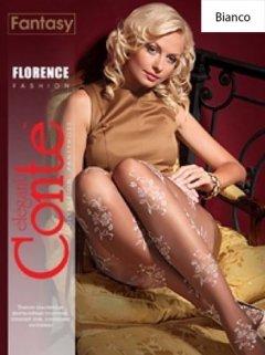 Колготки Conte Fantasy Florence 3 р Bianco (4811473085830)