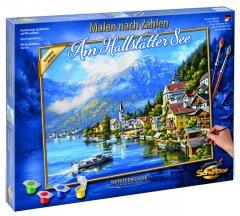 Набор художественного творчества Schipper Возле озера Гальштат 40 х 50 см (9130802) (4000887918029)