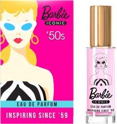 Парфюмированная вода для девочек Bi-es Barbie Iconic Inspiring since '59 50 мл (5902734849489)