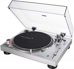 Audio-Technica AT-LP120X USB Silver (AT-LP120XUSBSV)