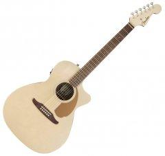 Гитара электроакустическая Fender Newporter Player Champagne (227027)