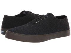 Кеди Sperry Captain's CVO Wool Black, 42 (280 мм) (10130047)