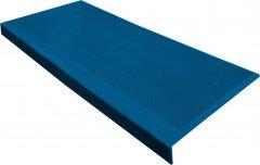 Накладка резиновая для ступеней Киевгума противоскользящая Синяя (A40990000692018)