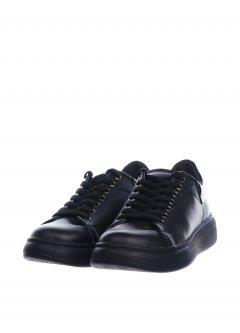 Кеди Pavlina 37 (23 см) Чорний Pav5101Kblack
