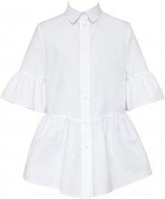 Блузка SLY 126-S-19 140 см Белая (5902730728849)