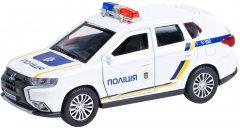 Автомодель Технопарк Mitsubishi Outlander Police (1:32) (OUTLANDER-POLICE) (6900006492585)