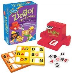 Логическая игра ThinkFun Zingo Строитель слов (7706) (019275077068)