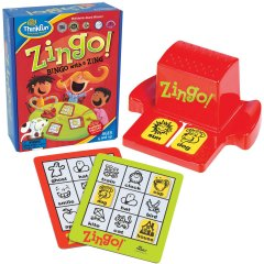 Логическая игра ThinkFun Зинго (7700) (019275077006)