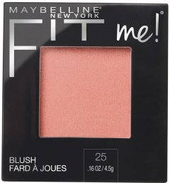 Румяна Maybelline New York Fit Me 25 Розовый 4.5 г (3600531537470)