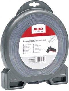 Леска для мотокосы AL-KO квадратная 3 мм х 15 м (113500)