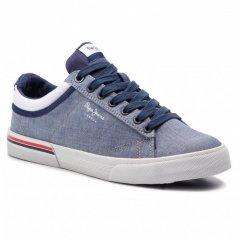Кеди Pepe Jeans North Court PMS30542 Chambray 564