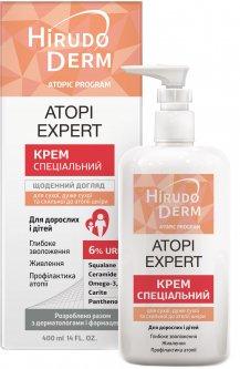 Крем Биокон Hirudo Derm Atopic Program Аtopi Expert 400 мл (4820160038134)
