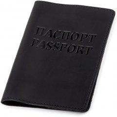 Обложка на паспорт Shvigel 13917 Черная
