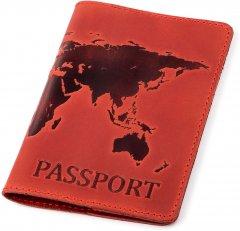 Обложка на паспорт Shvigel 13920 Красная