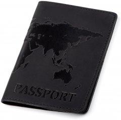 Обложка на паспорт Shvigel 13921 Черная