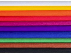 Набор креповой бумаги INTERDRUK MINI MIX CLASIC из 10 цветов 200х25 см (990510)