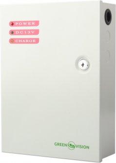Блок бесперебойного питания Green Vision GV-002-UPS-A-1201-5A (LP5457)