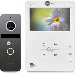 Комплект видеодомофона NeoLight TAU Kit Graphite