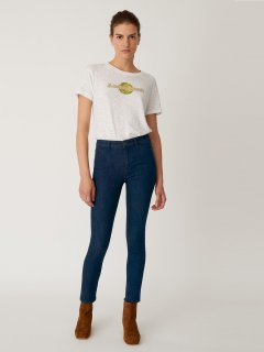Джинси - скінні MiH Jeans ASA040920-14 2XS (837452XS) Синій