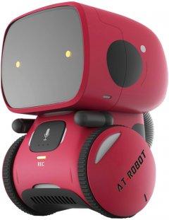 Интерактивный робот AT-Robot с голосовым управлением Красный (AT001-01)