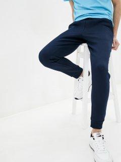 Спортивні штани ROZA 190623 L Темно-сині (4824005583247)