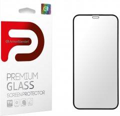 Защитное стекло ArmorStandart Full Glue для Apple iPhone 12 Pro Max Black (ARM57550)