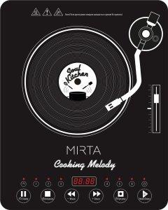 Настольная плита MIRTA Cooking Melody IP-8915