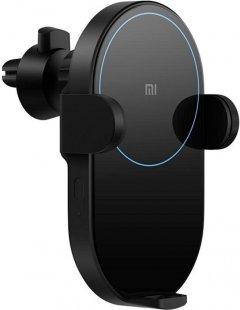 Беспроводное автомобильное зарядное устройство Xiaomi MI QI Car Wireless Charger WCJ02ZM (GDS4108CN/GDS4127GL)