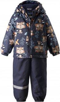 Зимний комплект (куртка + полукомбинезон) Lassie by Reima Oivi 713732.9-6958 80 см (6438429234500)