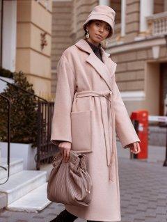 Пальто ANNA YAKOVENKO 3088 XS (42) Бежевое (ROZ6400028035)