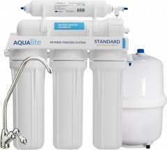 Система обратного осмоса Aqualite Standard 5-50