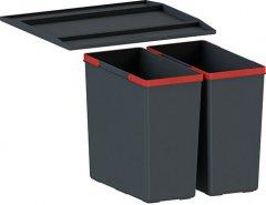 Система сортировки отходов FRANKE EasySort 450-2-0 (121.0494.182) черный