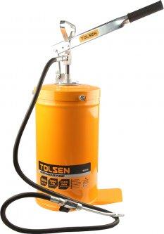 Масленка рычажная для замены масла Tolsen (6933528765189)