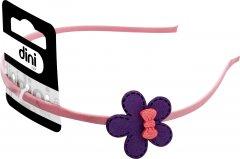 Обруч Dini Hand Made d-500 Цветок с бантиком (4823098403500)