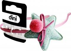 Обруч Dini Hand Made d-470 звезда шариком (4823098403470)