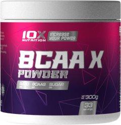 Аминокислота 10X Nutrition BCAA X powder 300 г Персиковый чай со льдом (525272730924)