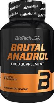 Тестостероновый бустер Biotech Brutal Anadrol 90 капсул (5999076234547)