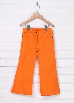 Джинсы(2512623) Marasil 2512623 Оранжевый 9лет/134 см