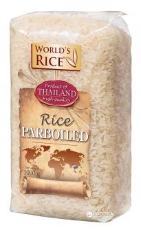 Упаковка риса World's Rice Парбоилд 2 шт х 1 кг (2007200)