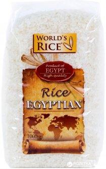 Упаковка риса World's Rice Египетского 2 шт х 1 кг (2011900)